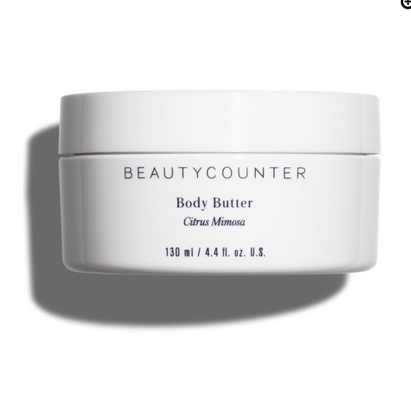 beautycounter Other - Beautycounter Citrus Mimosa Body Butter
